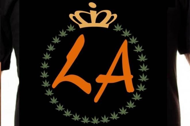 сделаю фирменный логотип 1 - kwork.ru