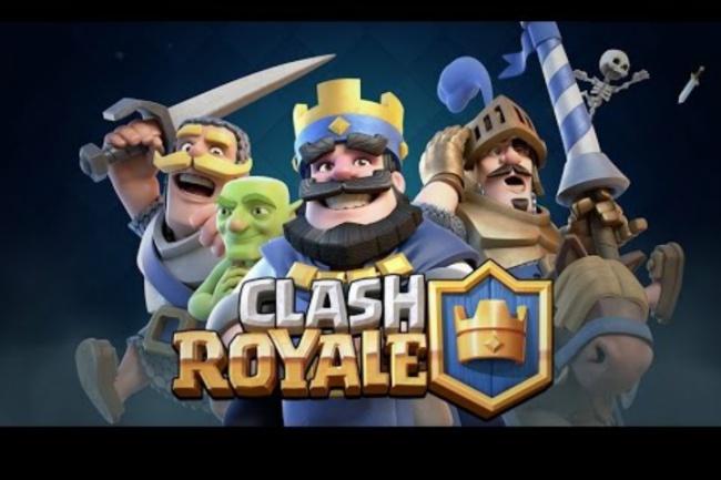 Прокачаю аккаунта clash royale до 7 арены. Набиваю сундуки 1 - kwork.ru