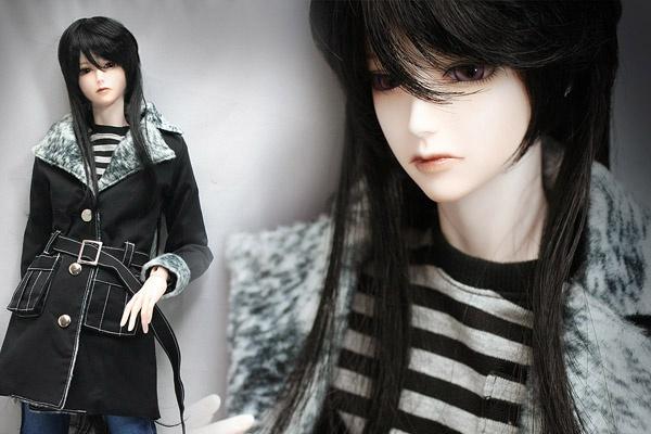 Научу делать шарнирную куклу 1 - kwork.ru