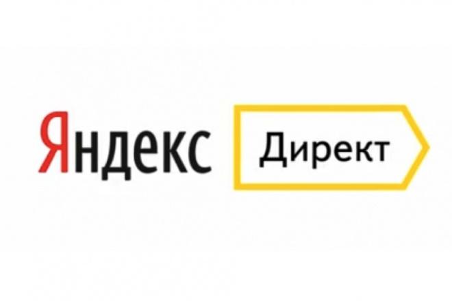 Аудит рекламной кампаний Яндекс. Директ 1 - kwork.ru