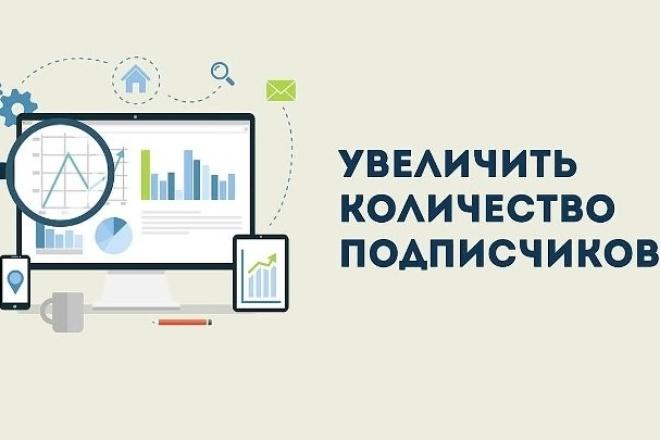 Качественное продвижение в Instagram 1 - kwork.ru