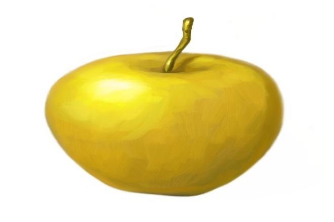 Нарисую шаблоны фруктов и овощей в цифровом виде 1 - kwork.ru