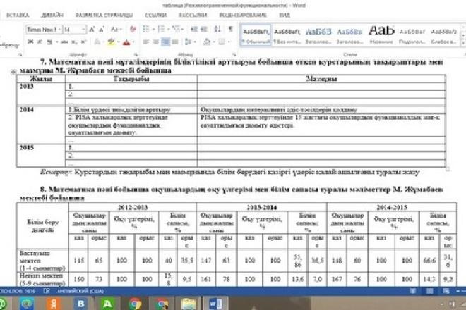Наберу текстНабор текста<br>Грамотно наберу текст в формате Word, с рукописного или печатного сканированного файла, редактирование, при грамматических ошибках. Работа в указанные сроки<br>