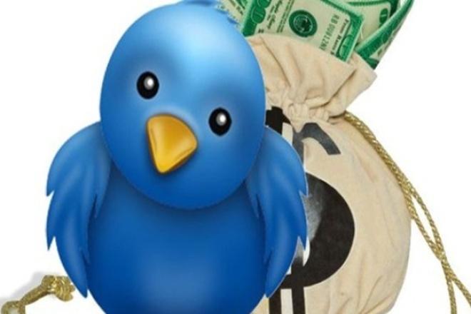 привлеку 500 подписчиков на Ваш аккаунт в Twitter 1 - kwork.ru