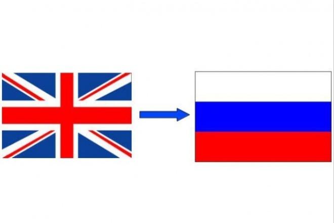 Переведу текст с английского на русский или украинский языки 1 - kwork.ru