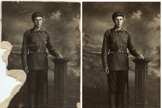 Сделаю реставрацию фотоОбработка изображений<br>Сделаю реставрацию фотографий любой сложности, черно-белые фото и цветные фото. Желательно высылать фотографии в высоком разрешении для достижения лучшего качества.<br>