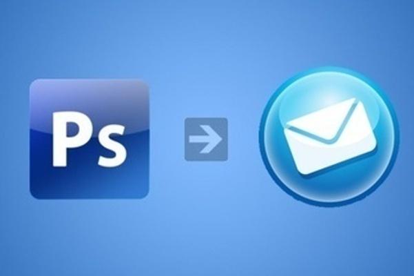 Сверстаю Email-письмо из PSD 1 - kwork.ru