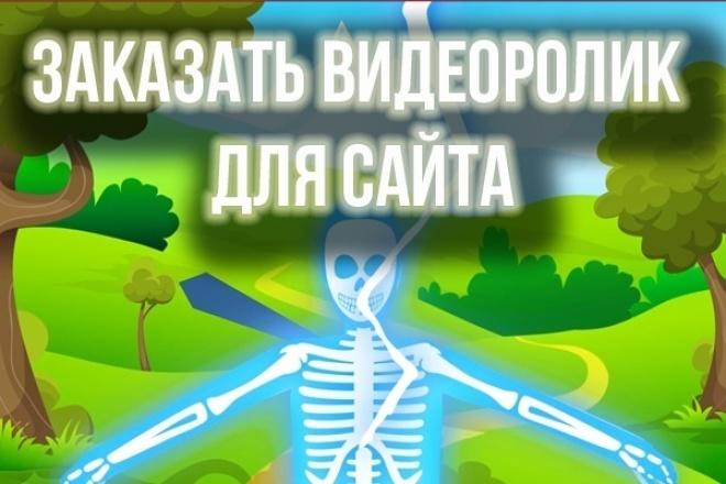 Видеоинфографика и типографика 1 - kwork.ru