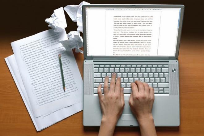 Напишу качественный рерайт любого текста 1 - kwork.ru