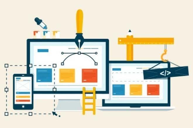 Сделаю точную копию Landing Page + домен 1 - kwork.ru
