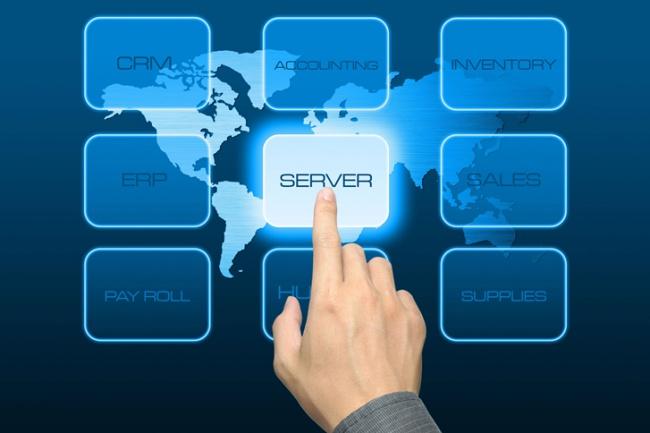 Администратор сервера 1 - kwork.ru