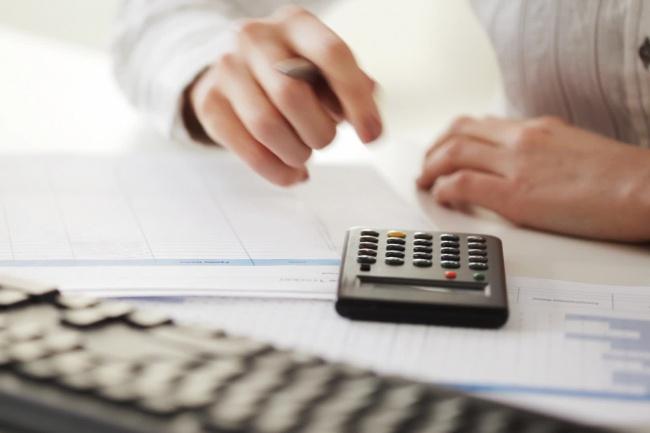 Заполнение налоговой декларации для плательщика единого налога Украина 1 - kwork.ru