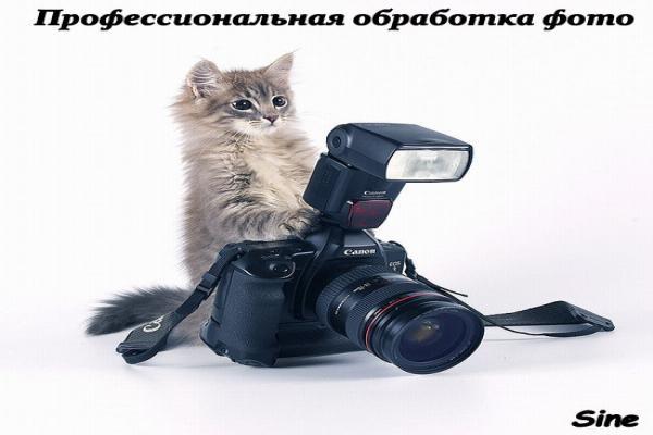 Профессионально обработаю фотоФотомонтаж<br>Фотограф занимающийся профессиональной обработкой -Коррекция лица -Устранение дефектов фото -Работа с эффектами -Коррекция света и т.д<br>