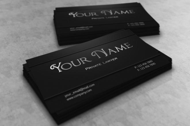 Сделаю дизайн визиткиВизитки<br>Сделаю оригинальный дизайн визитки в кратчайшие сроки. Предлагается 1 макет, который редактируется до окончательного утверждения. Бонус: визуализация<br>