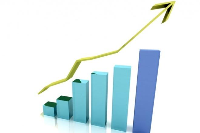 Установлю на ваш сайт счетчик статистики 1 - kwork.ru