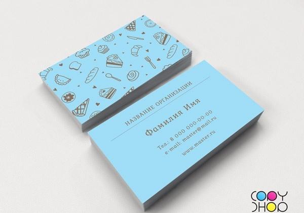 Дизайн визитки, визитных карточекВизитки<br>Вы можете заказать представительную, качественную визитку Прислушаюсь к любым пожеланиям заказчика, работа будет выполнена в кратчайшие сроки :)<br>