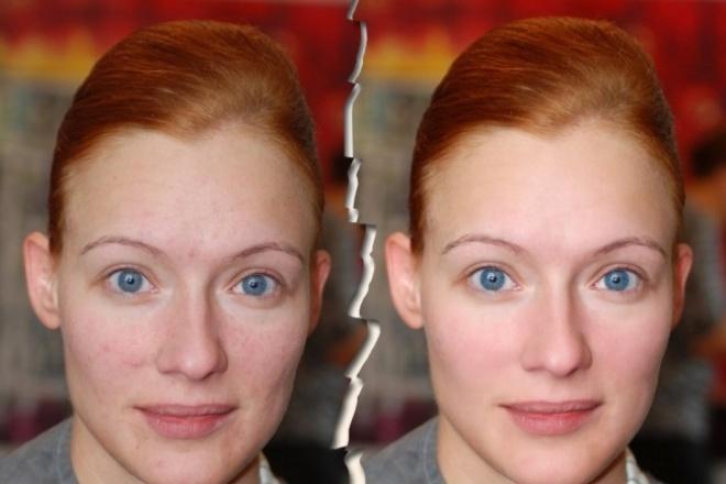 Отретуширую фотографию и отреставрирую фотоОбработка изображений<br>Могу отретушировать фотографию: 1 Убрать дефекты на лице (прыщи, царапины, шрамы) 2 Изменить тон фона или каких-то объектов 3 Поменять цвет волос 4 Убрать какие-либо объекты Могу реставрировать старые фотографии: Убирать трещины, пятна, оборванные края Могу заменить часть фона<br>