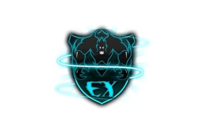 Сделаю стильный логотип 1 - kwork.ru