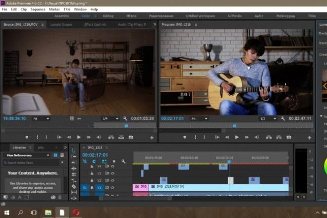 Создам видеоролик 1 - kwork.ru