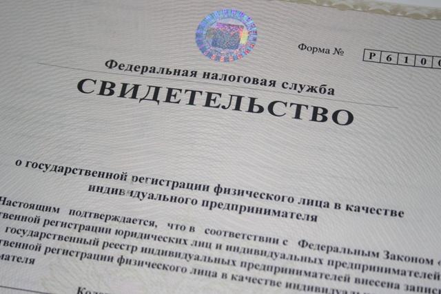 Создам документы для регистрации ИП 1 - kwork.ru