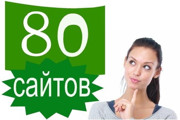80 сайтов на Wordpress с бонусами и автонаполнением 22 - kwork.ru