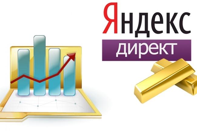 Яндекс Директ. Сертифицированный специалист 1 - kwork.ru