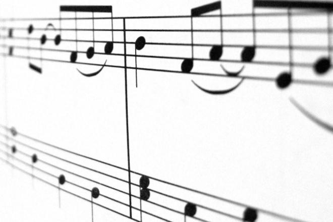 напишу текст на музыкальную тематику 1 - kwork.ru