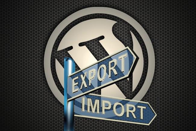 Настрою экспорт/импорт товаров wordpress/woocommerce excel/csv 1 - kwork.ru