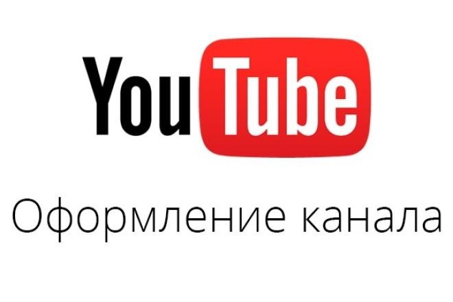Оформление канала на YouTubeДизайн групп в соцсетях<br>Сделаю шапку и аватар для вашего YouTube канала в Фотошопе за 2-3 дня. Опыт создания подобного материала имеется<br>
