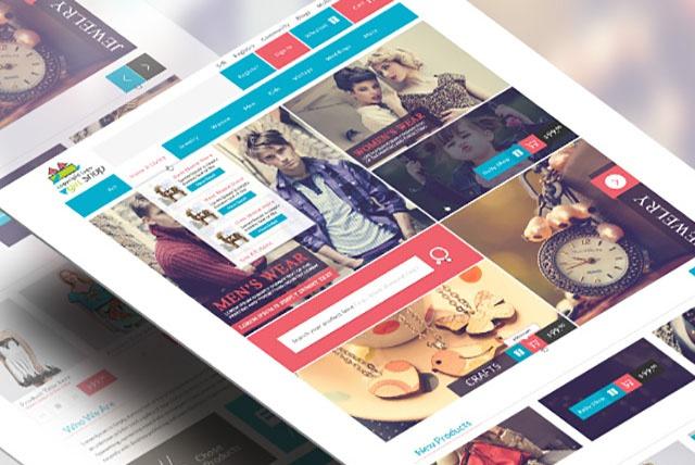 Создам Psd макет главной страницы сайта 1 - kwork.ru