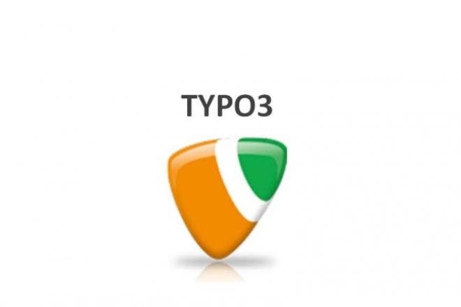 Установка на хостинг TYPO3 1 - kwork.ru