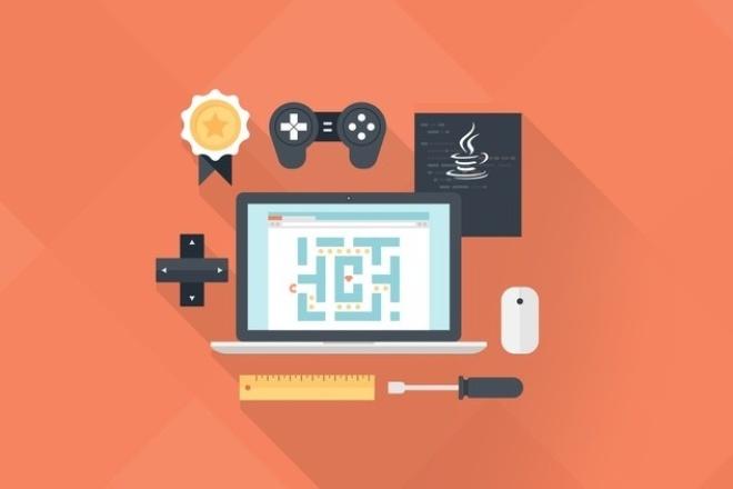 Разрабатываю игрыРазработка игр<br>Разработка возможна на следующих и иных языках: C/C++/C#/Delphi ASP.NET/HTML/CSS/JavaScript/TypeScript<br>