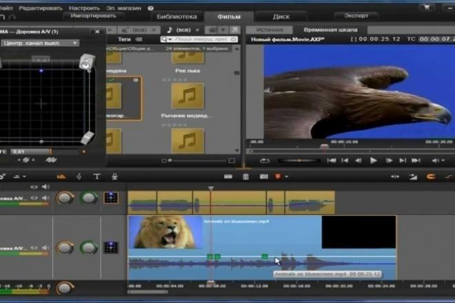 Извлеку звук с любого видео файла 1 - kwork.ru