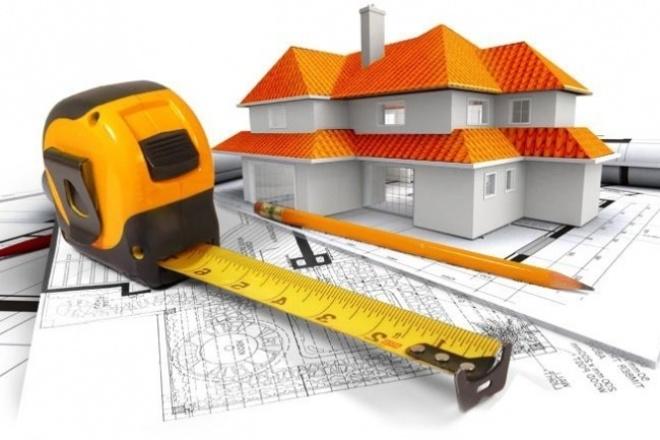 Составлю строительную смету частного домаИнжиниринг<br>Составлю смету дома из Каркаса, Бруса и сибита (газоблока). В смету не входит кровля и фундамент! Опыт проектирования 3 года!<br>