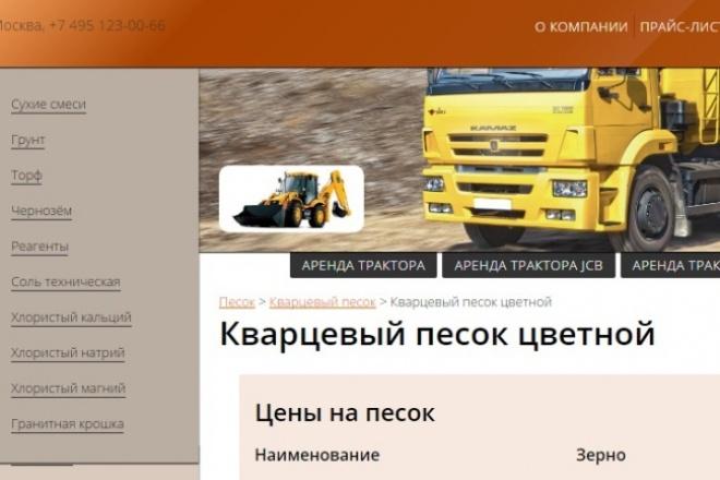Копирайтинг для развития сайта 1 - kwork.ru