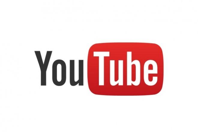 Сделаю превью, шапку для YouTube каналаИнтро и анимация логотипа<br>Сделаю очень красивое, качественное превью или шапку для вашего YouTube канала. Занимаюсь оформлением каналов больше года.<br>