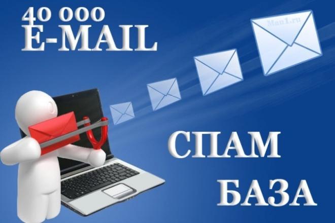 Отдаю базу e-mail адресов всего 9.5 м 1 - kwork.ru
