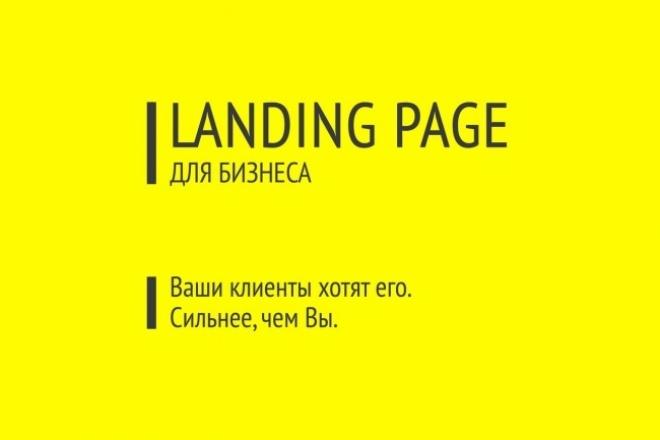 Скопирую Landing 1 - kwork.ru