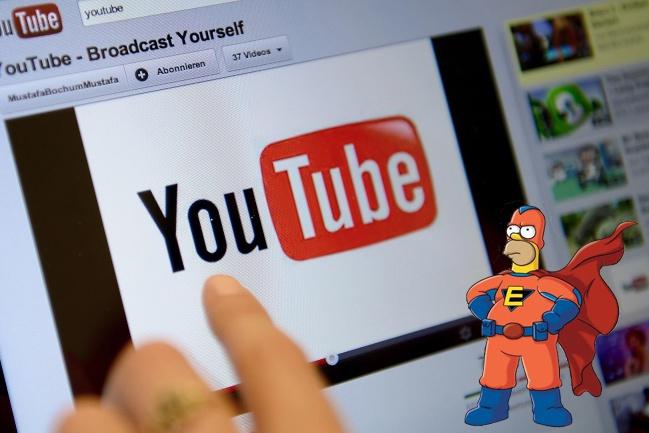 Продвижение товаров в youtube