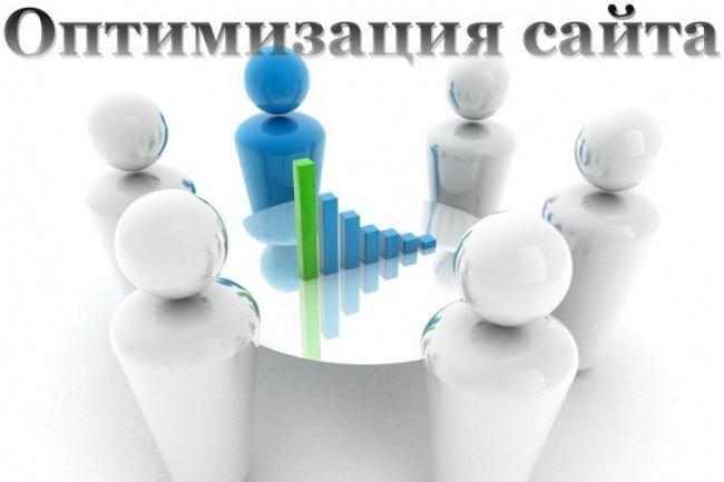 Сделаю оптимизацию сайта 1 - kwork.ru