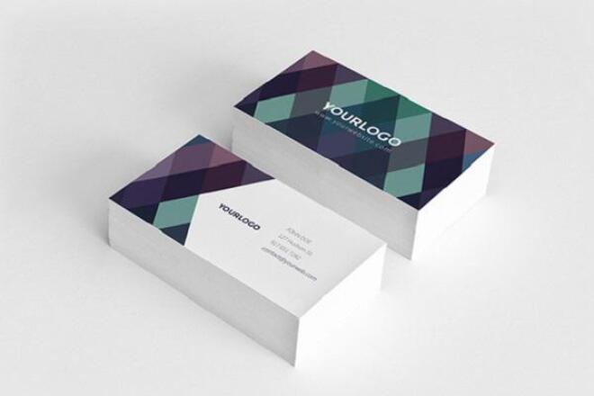 Сделаю 3 варианта для Вашей визиткиВизитки<br>Сделаю 3 разных варианта для Вашей визитной карточки. Различные вариации, цветовые решения, так же возможность разработки двусторонней карточки. Все Ваши пожелания будут учтены, работаю качественно и точно в срок.<br>