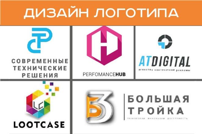 Создам индивидуальный логотип для васЛоготипы<br>Разработка логотипа всего за 500 рублей! Что от вас требуется? Работа начинается после заполнения технического задания, в ходе которого мы определяемся с тем, что вы хотите увидеть в конечном итоге. На основании ваших предпочтений я создаю дизайн логотипа, вы вносите 1-2 мелких правки (если требуется). Что вы получите за 500 рублей ? 1 вариант логотипа – формат jpeg с белым фоном (если требуется); 1 вариант логотипа – формат PNG с прозрачным фоном (если требуется); Две правки логотипа (замена шрифта, редактирование знака) – бесплатно! Исходные файлы логотипа в векторном формате – форматы AI, EPS – бесплатно!. Заказывайте кворк, чтобы получить действительно качественный логотип для вашей организации в максимально сжатые сроки!<br>