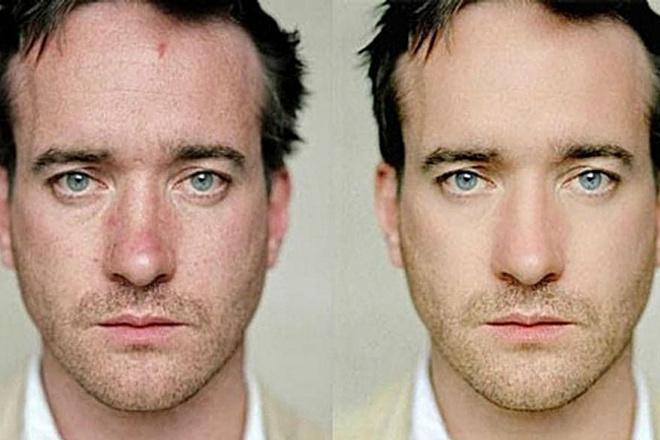 Сделаю ретушь ваших фотографийОбработка изображений<br>Добрый день, дорогие пользователи. Представляю Вашему вниманию ретушь фотографий, а именно: - Удаление дефектов кожи (прыщи, угри, сыпь) - Смягчение морщин и других последствий старения кожи. Также выполню Ваши пожелания (красные глаза, дополнительные эффекты и тд.) Примечание: Чем выше разрешение Вашей фотографии, тем лучше будет результат!<br>