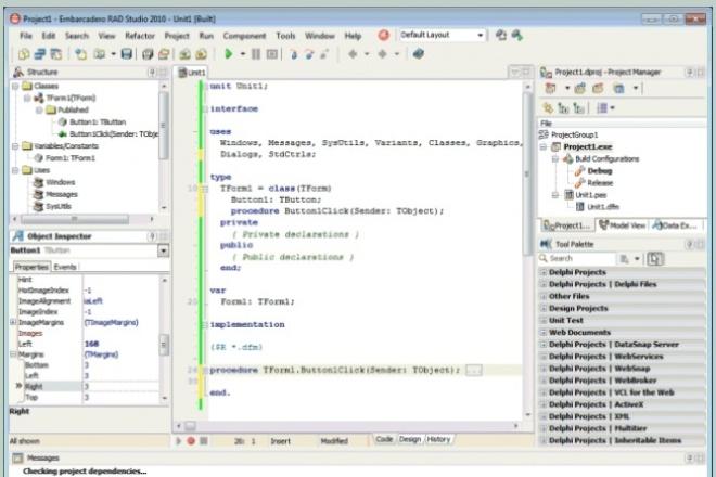 Напишу программу на DelphiПрограммы для ПК<br>Разработаю по вашему описанию программу средней сложности на языке Delphi (включая расчетные математические приложения, возможна реализация численных методов).<br>