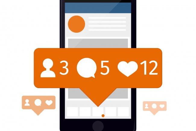 Превращу вас в звезду InstagramПродвижение в социальных сетях<br>Станьте звездой Инстаграм всего за 500 рублей. Мы продвинем ваши посты в Инстаграм, пока вы не получите 500 лайков на свои последние 10 постов. Всего 5000 лайков Срок выполнения 3 дня.<br>