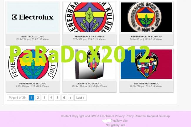 Англоязычный сайт под adsense + 700 записей 1 - kwork.ru