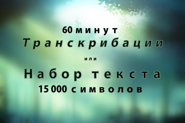 Перевод видео, аудио и других источников в текст 1 - kwork.ru