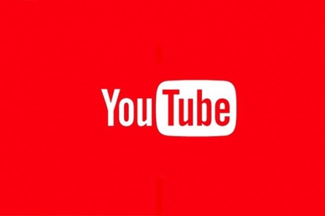 Сделаю оформления для канал YouTube, Twitch 1 - kwork.ru