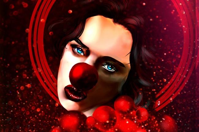 CG портрет 1 - kwork.ru