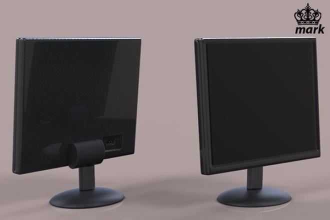 Сделаю 3D модель+визуализацияФлеш и 3D-графика<br>Сделаю 3D модель, выполню текстурирование и рендер. Работаю в программе 3D Coat, Blender и KeyShot. Если вам нужно сделать более сложное моделирование, взгляните на дополнительные опции в этом кворке.<br>